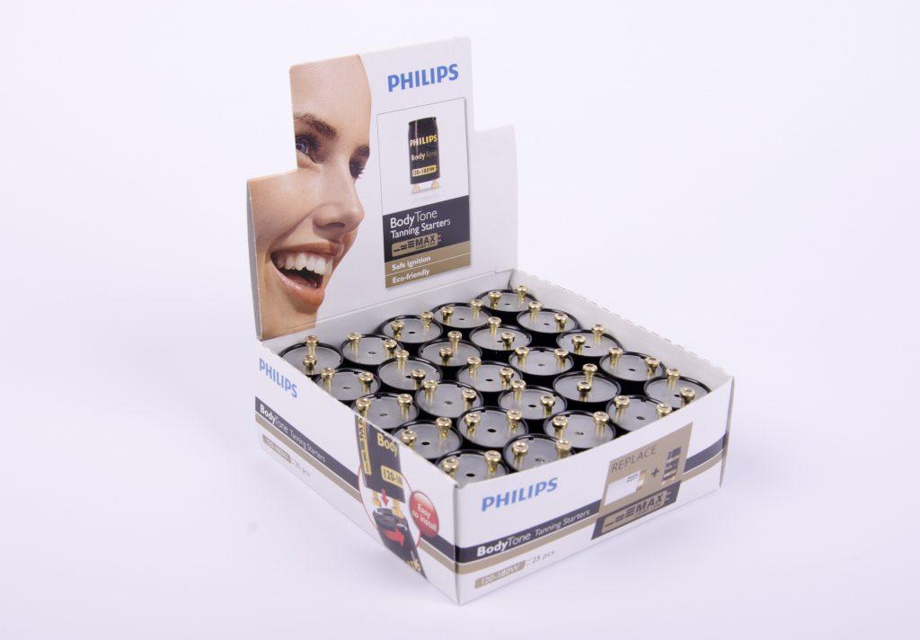 Philips Body Tone Starter 120-180 W